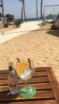 Beach Bar Melia Salinas, Costa Teguise, Lanzarote